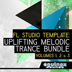 サンプルパック fl studio template uplifting melodic trance bundle