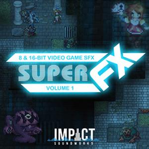 サンプルパック super fx volume 1 sonicwire