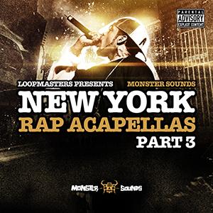 サンプルパック 「NEW YORK RAP ACAPELLAS VOL 1」 | SONICWIRE