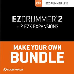 ソフト音源 「EZ DRUMMER 2 UPGRADE FROM EZLITE」 | SONICWIRE